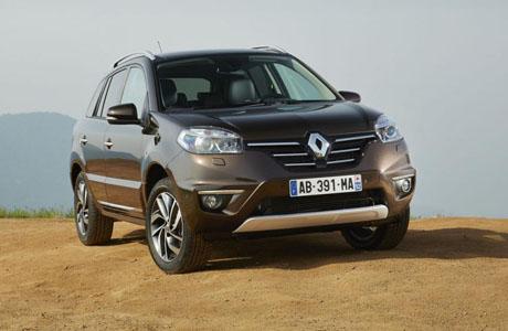 Обновеният Renault Koleos 2014 дебютира в Буенос Айрес