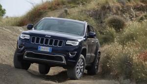 Новият Jeep Grand Cherokee 2014 на Автомобилен салон София