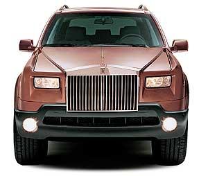 Rolls-Royce SUV – само ако има BMW X7