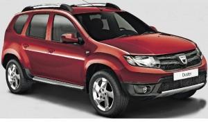 Във Франкфурт ще видим фейслифта на Dacia Duster