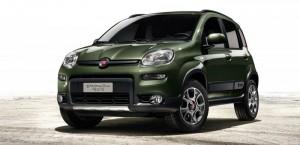 Готви се кросоувър Fiat Panda XL
