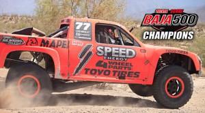 Роби Гордън победи в 45-тото издание на Baja 500