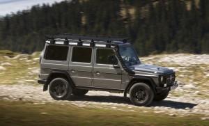 Швейцарската армия минава на Mercedes G 300 CDI