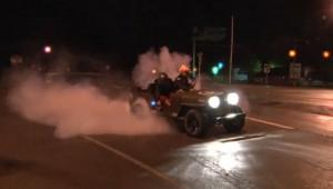Американски психар: Jeep Willys с V8 LSX и 304 коня (видео)