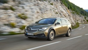 Официално: това е Opel Insignia Country Tourer