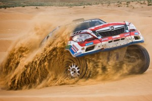 Ценков и Маринов в ТОП 10 на Silk Way Rally 2013 след етап 6