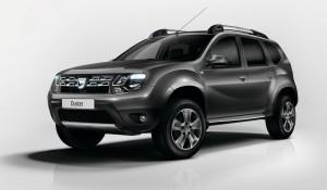 Това е фейслифтът на Dacia Duster