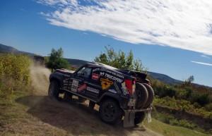 Balkan Breslau Rallye 2013 етап 6: здравей, Черно море!