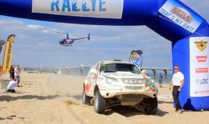 """Българска победа в """"кралския клас"""" на Balkan Breslau Rallye 2013"""
