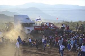 Monster Truck уби 8 души и рани десетки на шоу в Мексико (видео)