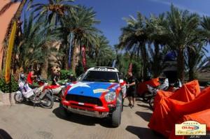 "Rallye du Maroc: големи имена на старта на рали ""Мароко"" 2013"