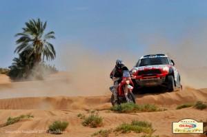 """Rallye du Maroc: Гонсалвес и Теранова победиха в рали """"Мароко"""""""