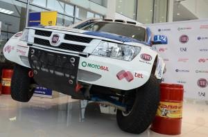 Дакар 2014: Алексиев, Николов и Fiat Freemont 4×4 A2 Concept