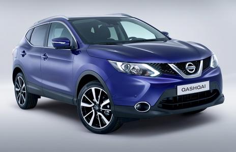 Ето го новото поколение на бестселъра Nissan Qashqai