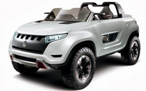 Suzuki ще покаже концепциите Crosshiker, X-LANDER и HUSTLER