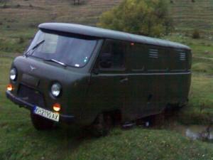 """""""Моето оф-роуд возило 2"""": Станислав Пехливански и UAZ 452"""