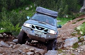 """""""Моето оф-роуд возило 3"""": Любомир Бояджиев и Nissan Terrano 2"""