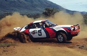 Оф-роуд концепцията Porsche 911 Safari ще видим през април