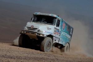 Вече е ясен и шампионът при камионите в рали Дакар 2014