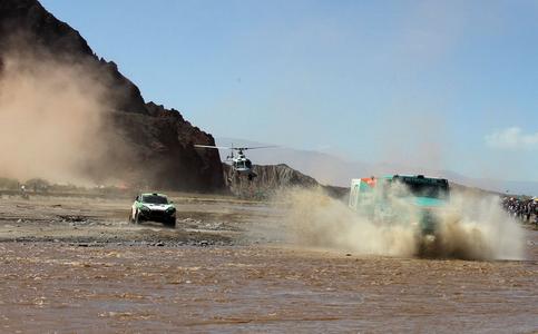 Избрани снимки от етап 6 на рали Дакар 2014, Тукуман – Салта