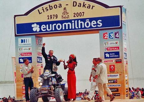 Рали Дакар: победителите в клас ATV  от 2000 година до днес
