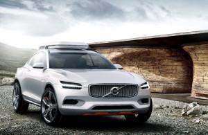 Volvo XC Coupe ни загатва за новия XC90