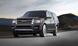 Ford Expedition получи освежаване за моделната 2015 година