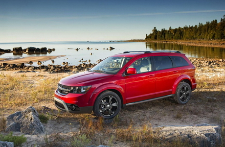 Dodge Journey Crossroad дебютира в Чикаго с оф-роуд оптика