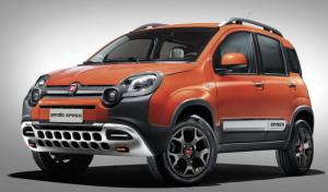 Новият Fiat Panda Cross изглежда като мини джип