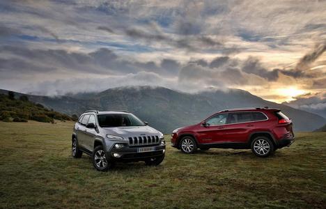 Готова е европейската версия на новия Jeep Cherokee