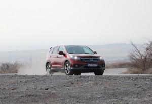 Бягство към града: тест Honda CR-V