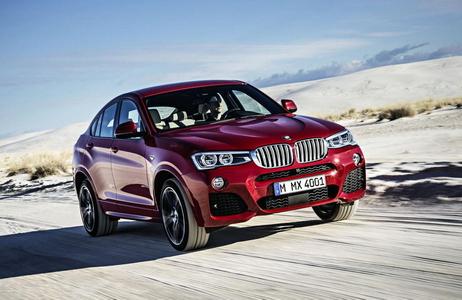 Официално: това е серийното BMW X4 (галерия + видео)