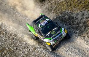Ал Раджи и Toyota безкомпромисни и в Italian Baja 2014