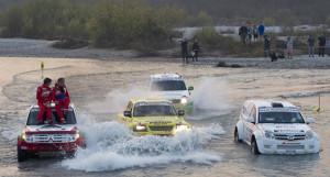 Italian Baja 2014 този уикенд с големи имена на старта