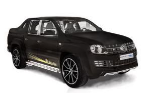 MTM ще покаже спортен Volkswagen Amarok V8 в Женева