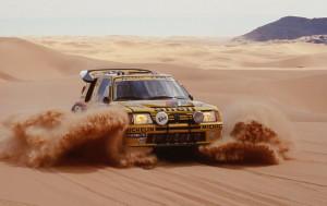 Историята на Peugeot в рали Дакар: вкус към приключения