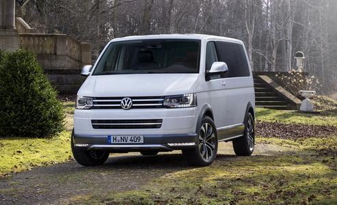 Volkswagen Multivan Alltrack: за приключенци, обичащи лукса