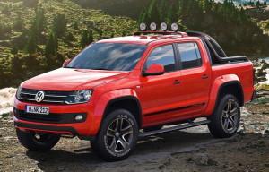 Volkswagen подготвя голям пикап за САЩ