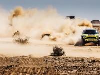 Ал Атия и Бареда спечелиха Sealine Cross Country Rally 2014