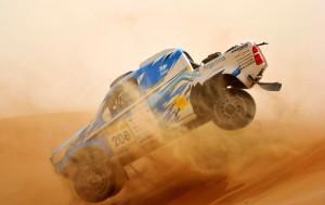 Нани Рома се цели в титла от Abu Dhabi Desert Challenge 2014