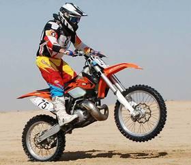 Състезател загина на Abu Dhabi Desert Challenge 2014