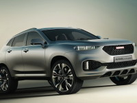И Great Wall в SUV-купе лигата с Haval Concept SUV Coupe