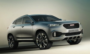 Great Wall Haval Concept SUV Coupe
