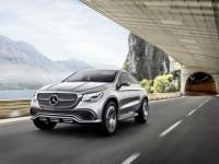 Mercedes Coupe SUV (MLC) ще бори BMW X6