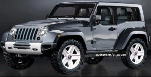 Бъдещето на Jeep: лек Wrangler, C-SUV и Grand Wagoneer