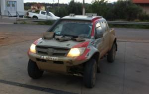 Българите започнаха ударно в Hellas Rally Raid 2014