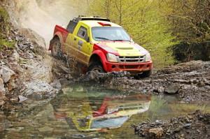 4 български машини на старта на Hellas Rally Raid 2014