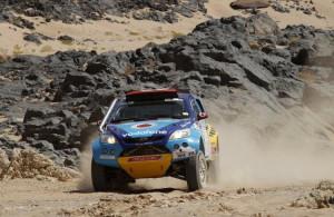 Малко участници във Pharaons Rally 2014