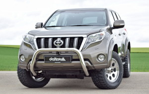 Toyota Land Cruiser 150 Nordic Edition от delta4x4