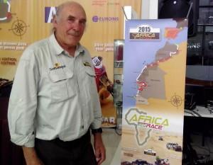 Рене Метж представи Africa Eco Race 2015 в България